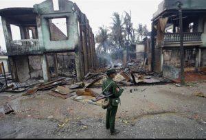 Nazir farar (Abul Foyas) ardé (Shwe Maung) or gór [2012 cón ót mok ókkol é frat diíl dé fothú