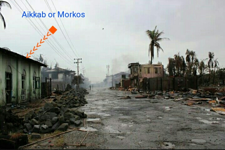 Morkoz Nazir Fara Mosque ot.